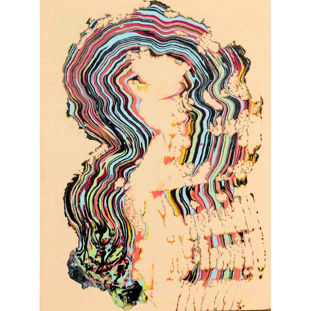 Untitled Nº95 by Sumit Mehndiratta