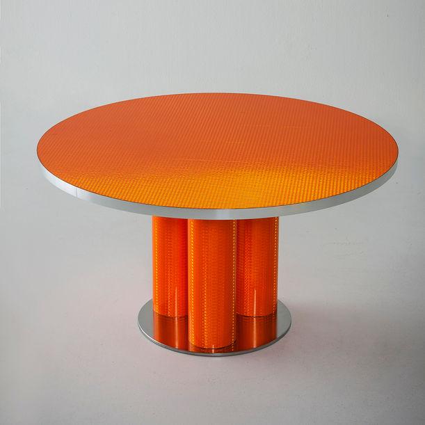 """""""Reflective collection """" coffe table cm 90 by Sebastiano Bottos"""