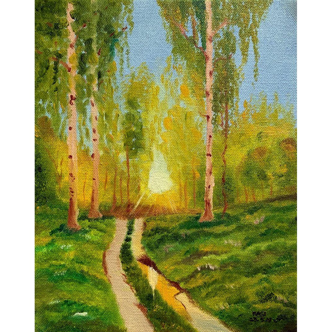 A walk to remember by Sindhu Kasi