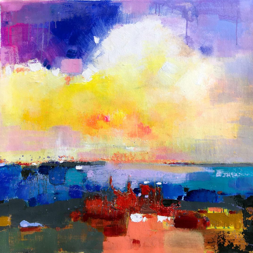 Cloudy sky 635 by Jingshen you