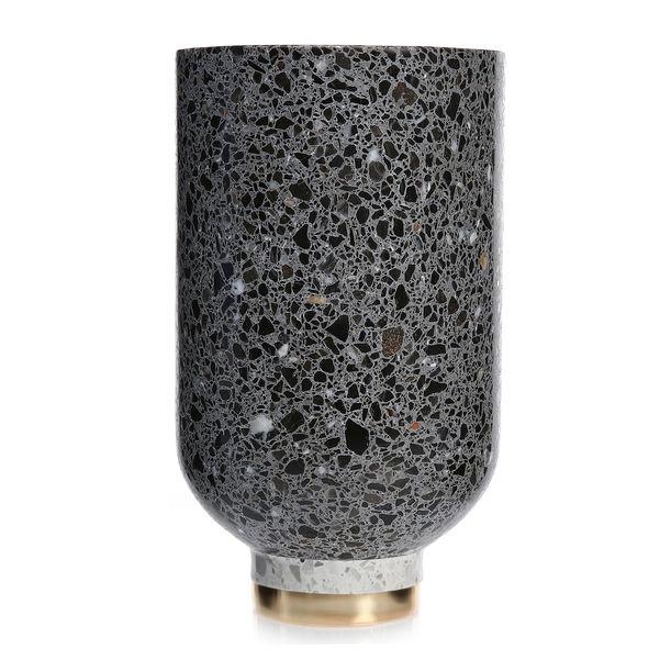 Terrazzo Duo Color Vase by KONSTANTIN