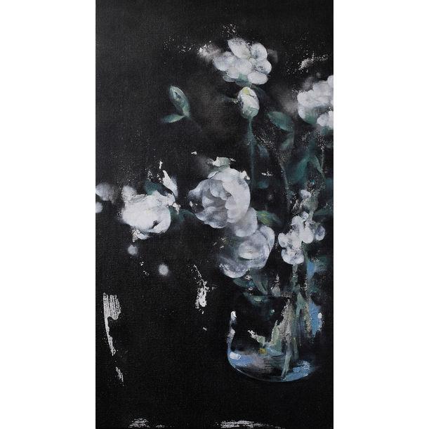 Peony flower by Xinnong Wang