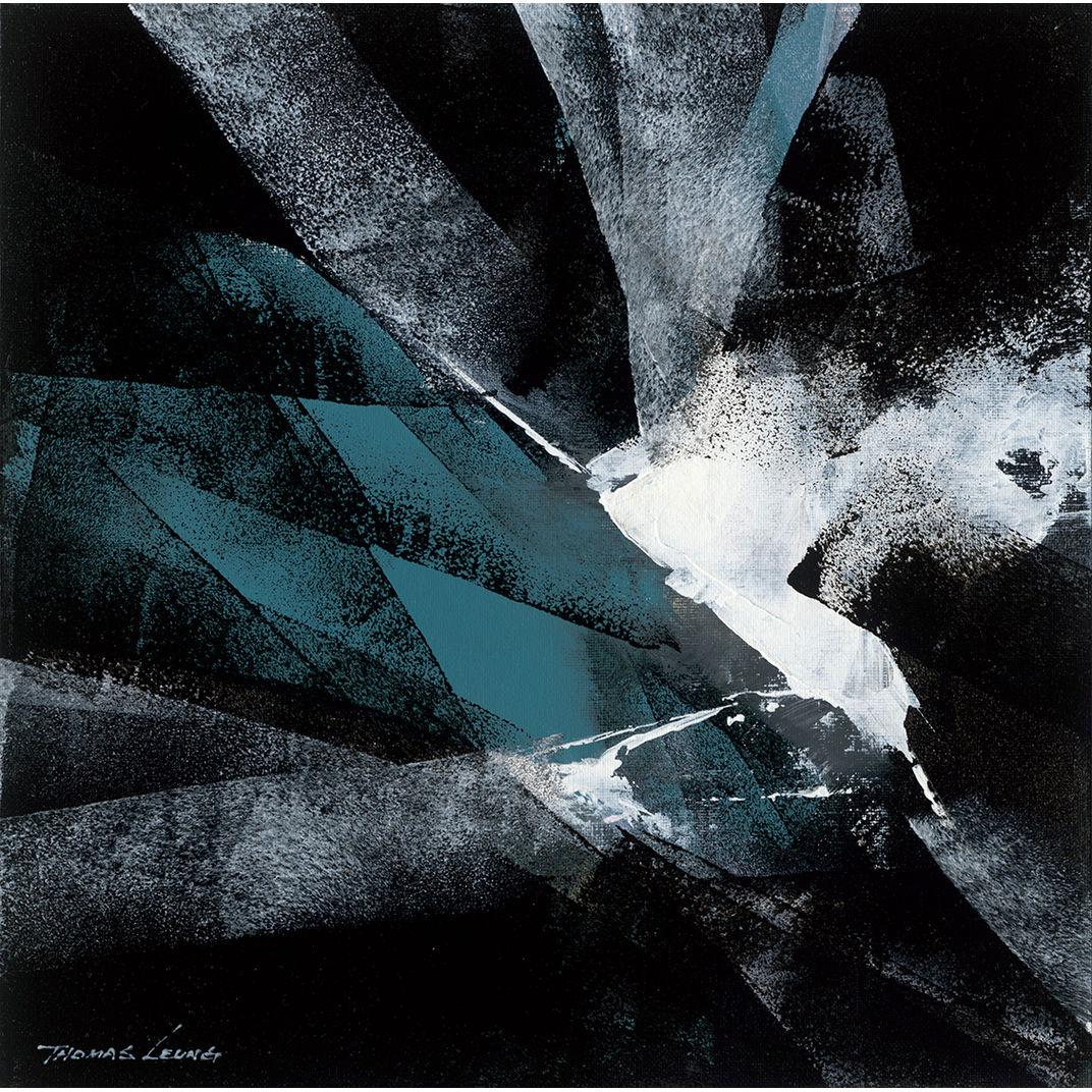 Abstract - Wave #3 by Thomas Leung