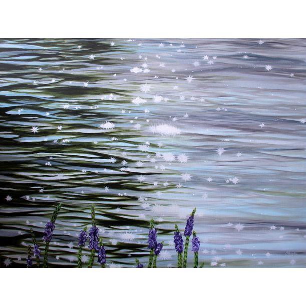 Sparkling Waters by Shveta Saxena
