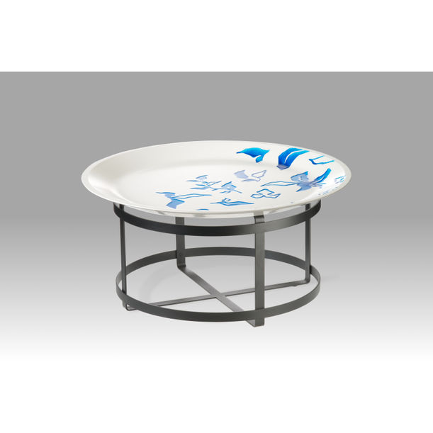 Delft Blue - Coffee Table by Gijs Kuijpers