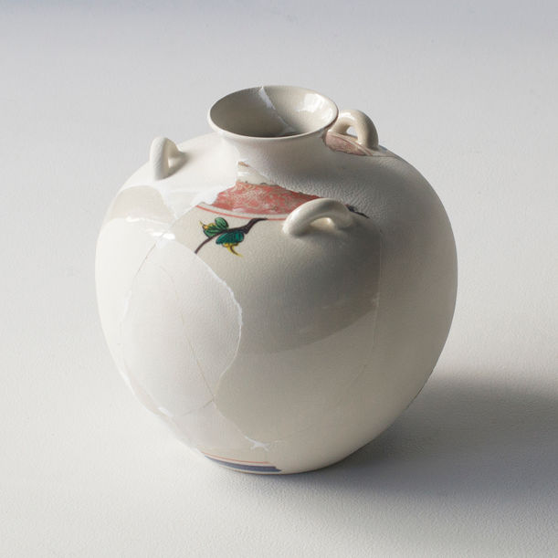 Reconstructed Ceramics #3 by Norihiko Terayama