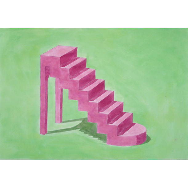 High Heel Staircase by Kind of Cyan