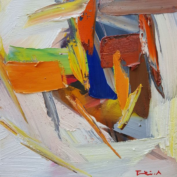 Abstract Series - #8 by Edi A.