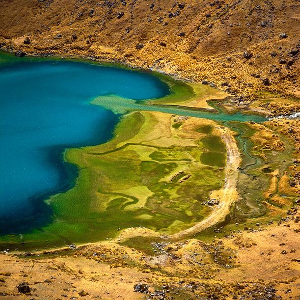 Co0134-03 - Zongo valley - Bolivia by Gonzalo Contreras del Solar