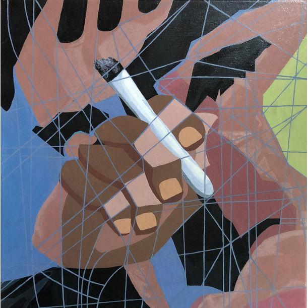 Fragments - Cigarette by Yolla Sassine