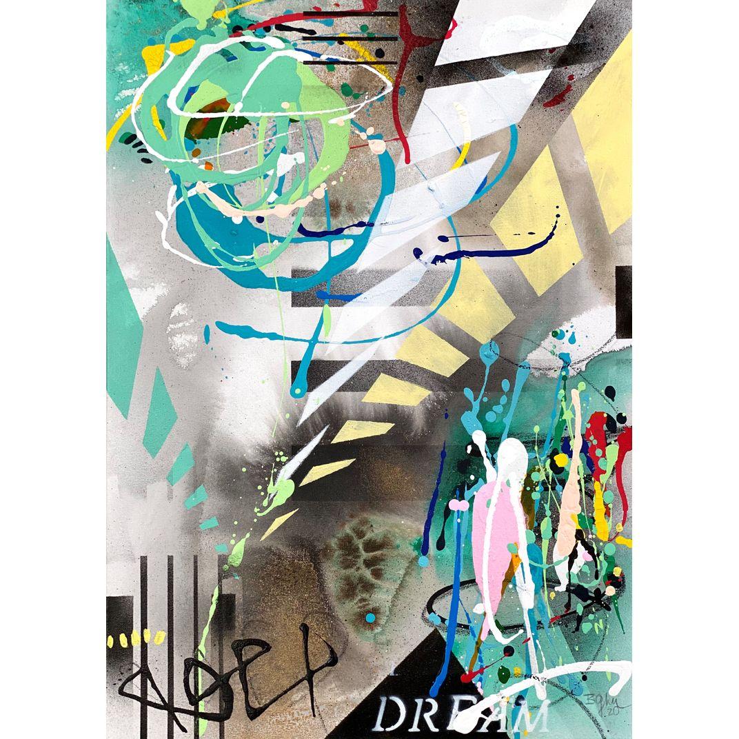 Dream XX by Bea Garding Schubert