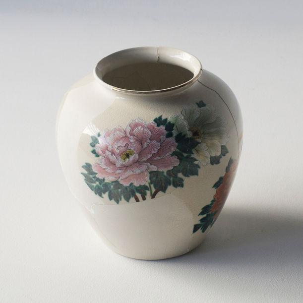 Reconstructed Ceramics #6 by Norihiko Terayama
