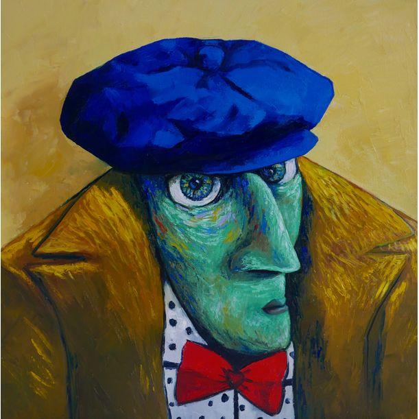 Mr Green by Ta Thimkaeo