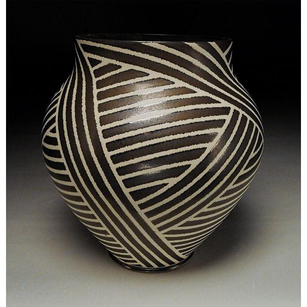 Basket Vessel by Nicholas Bernard