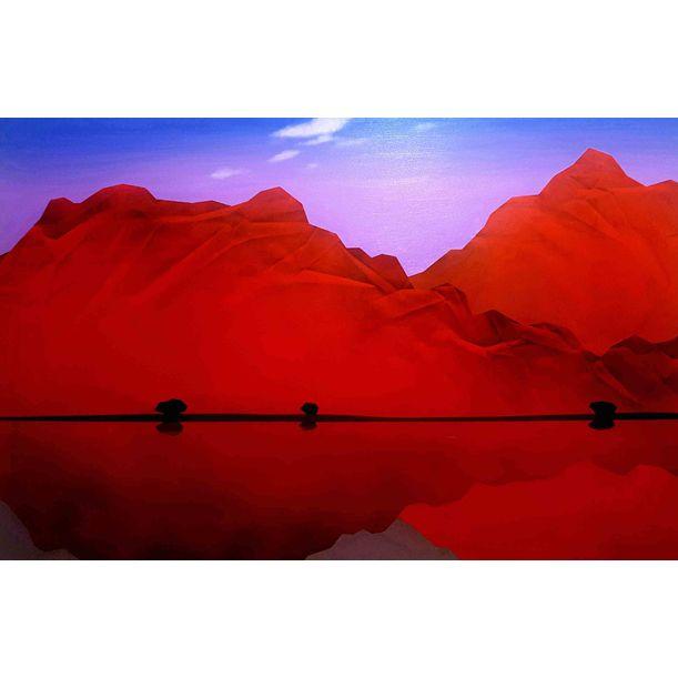 Quiet Reflection by Min Zaw
