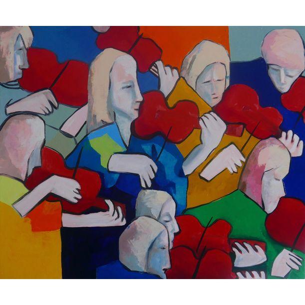 The Violinist by Ta Thimkaeo