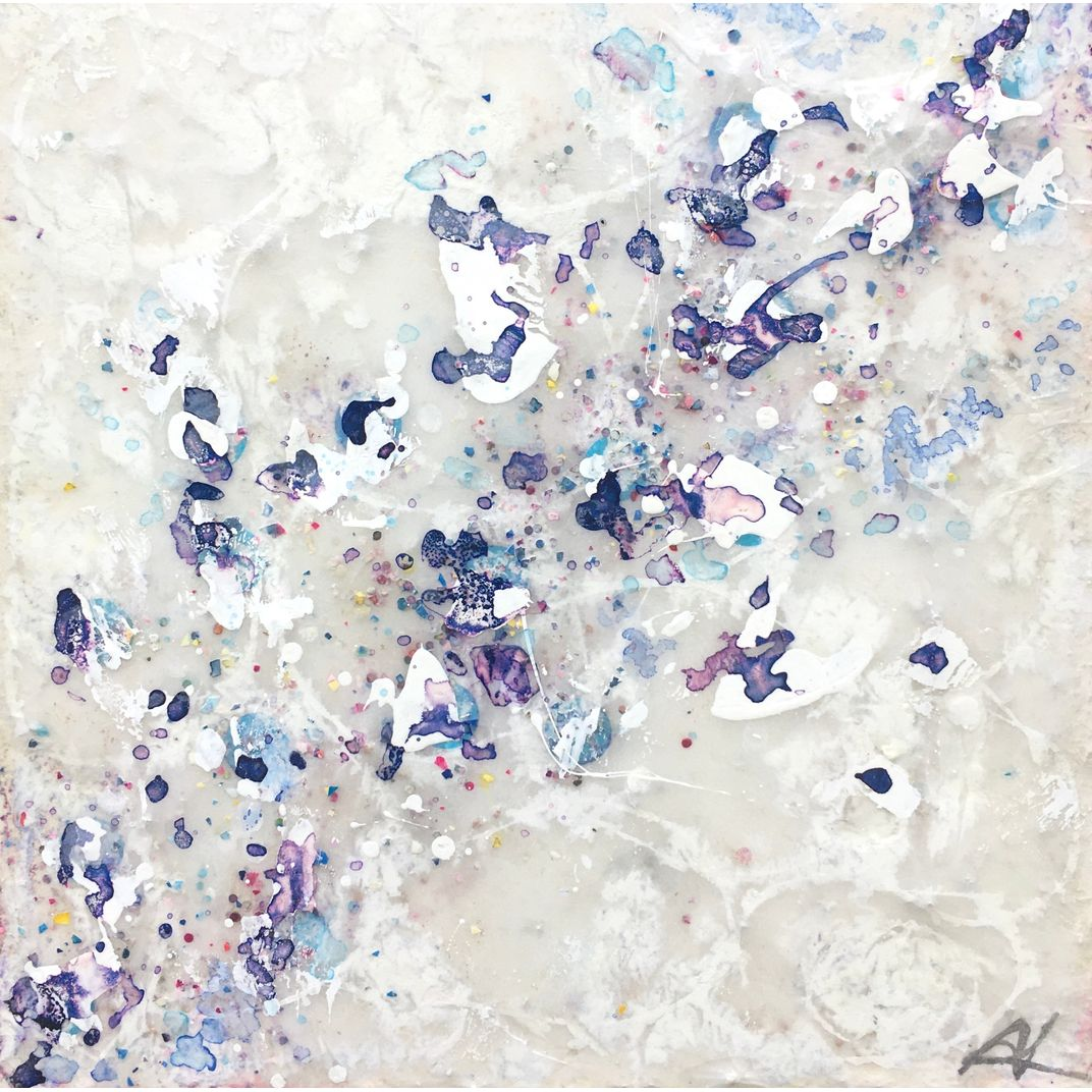 Winter White by Angelika Millmaker