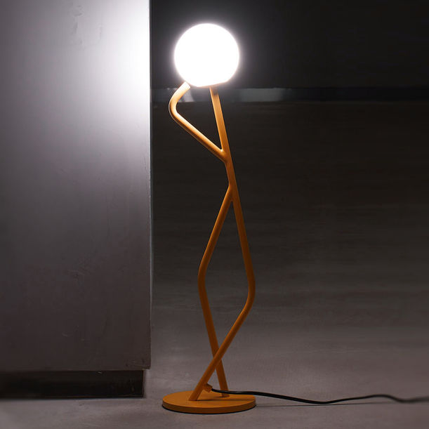 O M I N O-POSER (S) ORANGE permanent environment cleansing illumination by S  U  G  O