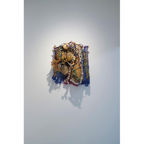 Weaving of Memorable Space (No. 4) by Santi Wangchuan