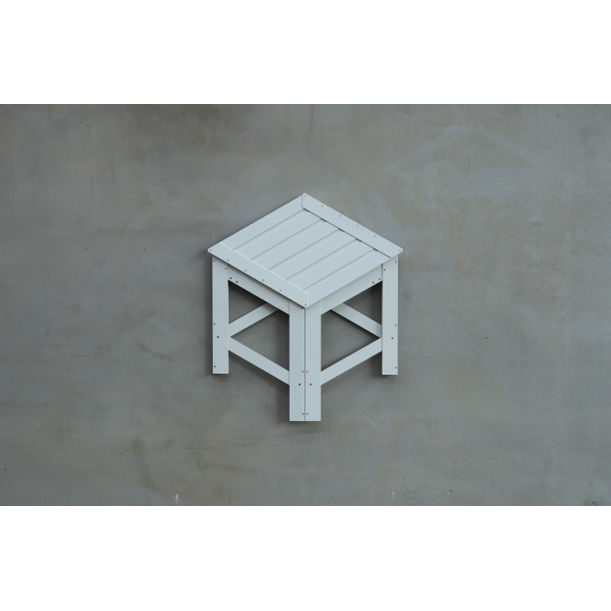 De-dimension A (White) by Jongha Choi