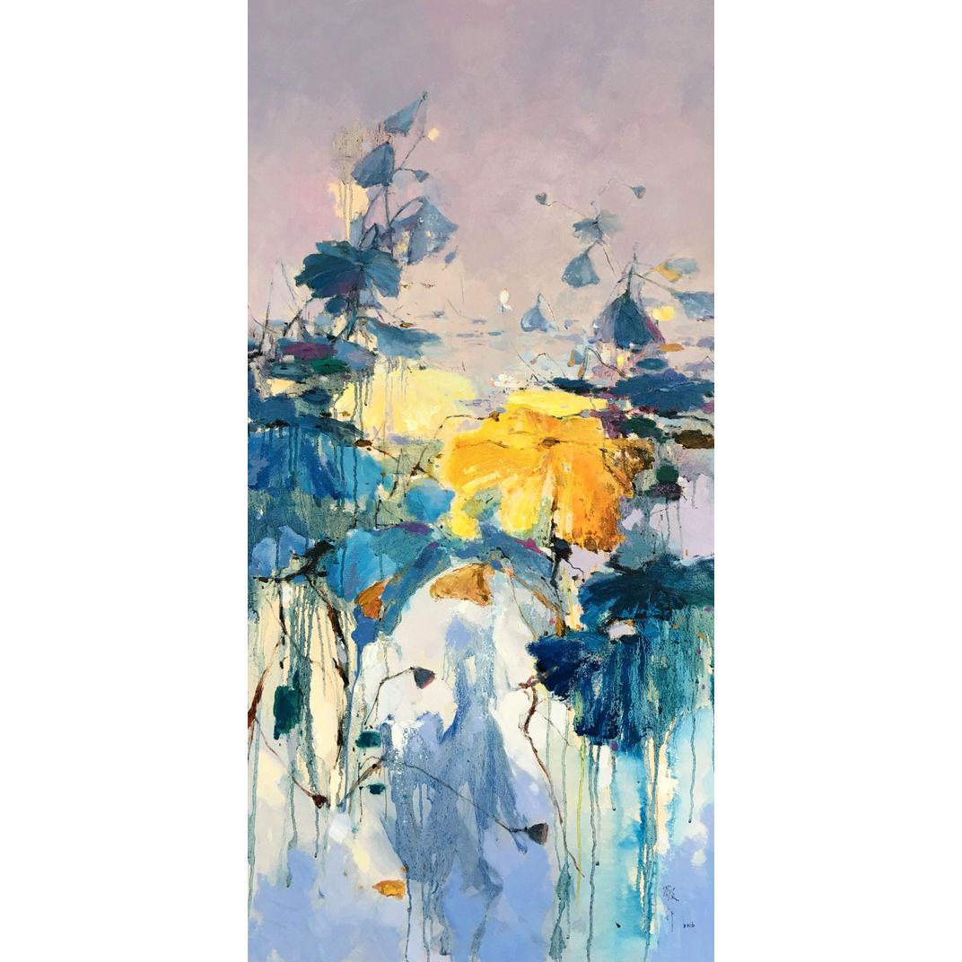 Waterlilies184 by Jingshen you
