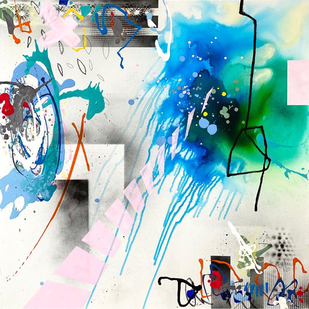 Dream XVIII by Bea Garding Schubert
