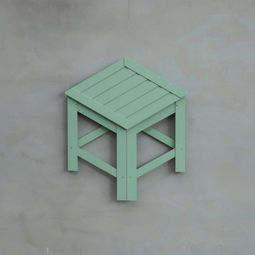 De-dimension A (Mint) by Jongha Choi