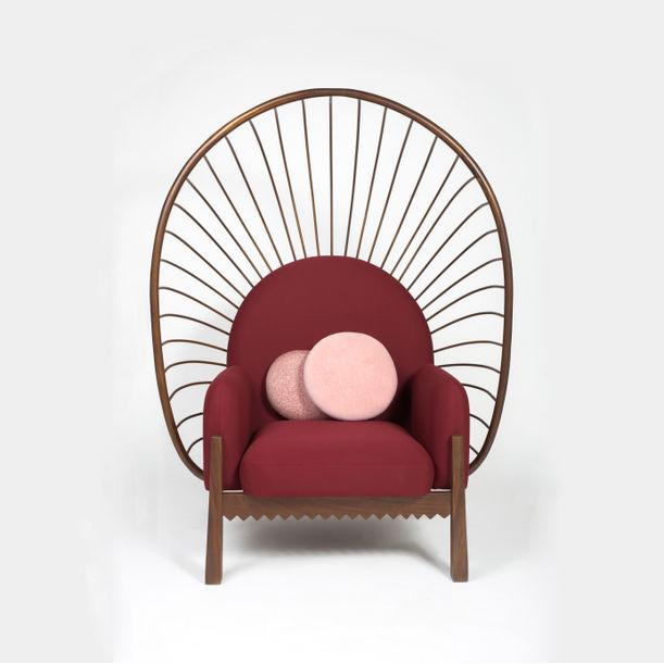 Calaca Armchair by Comite de Proyectos