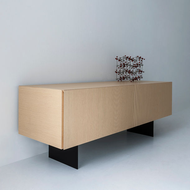 """ Striped Collection "" sideboard by Sebastiano Bottos"