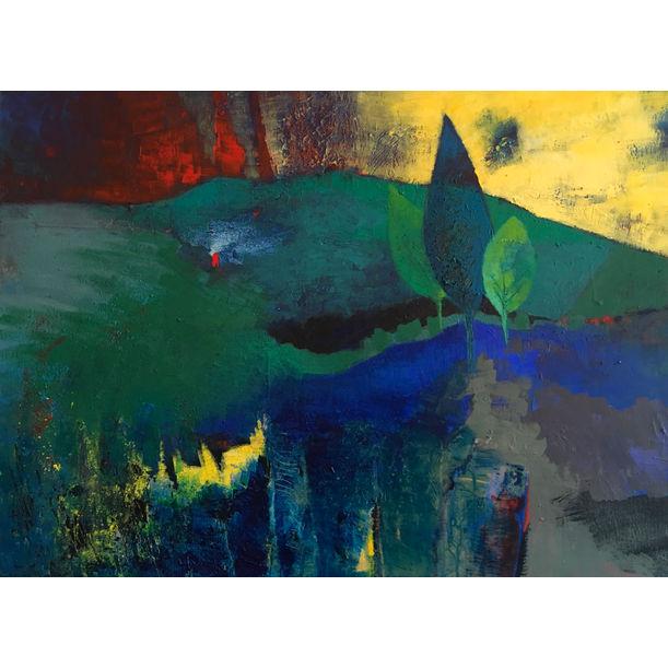 Harmony by Effat Pourhasani