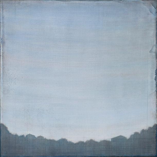Pale morning by Susan Laughton