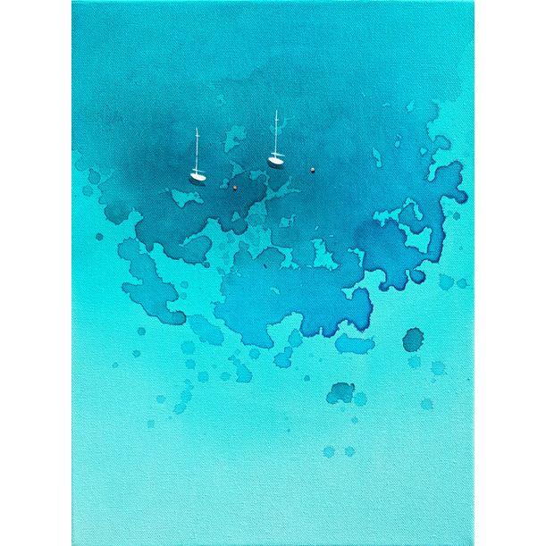 Blue Bay | Taj by Yuliya Martynova