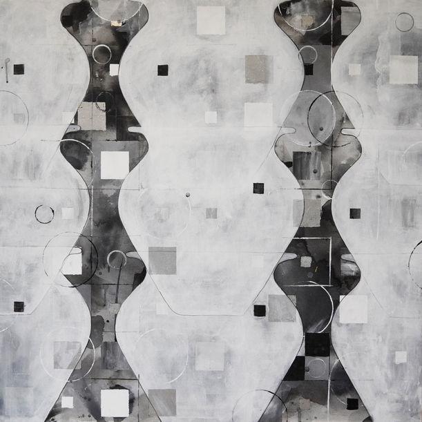 Vessels - Ash by Jyoti Naoki Eri