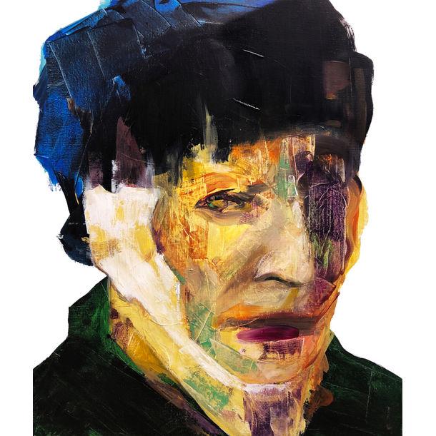 Vincent van gogh by Norris Yim