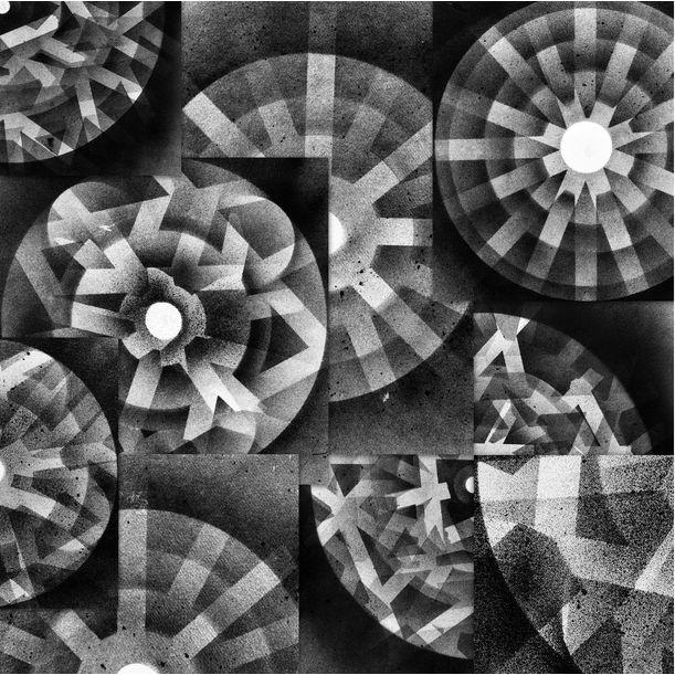 Primordial geometrics 7 by Sumit Mehndiratta