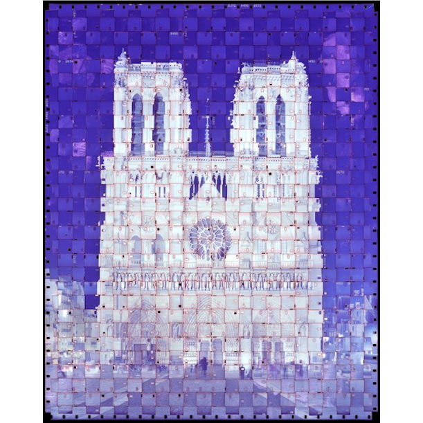 Notre Dame 1 (Textus #254-1) by Seung Hoon Park