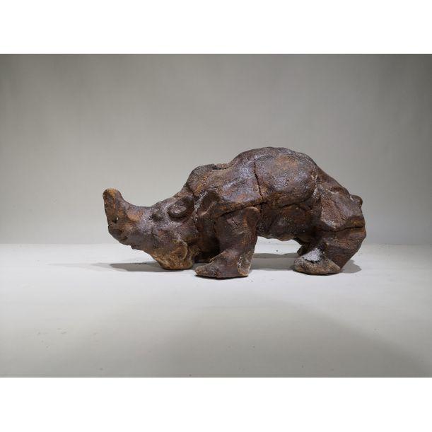 rhinoceros by Xu Ning