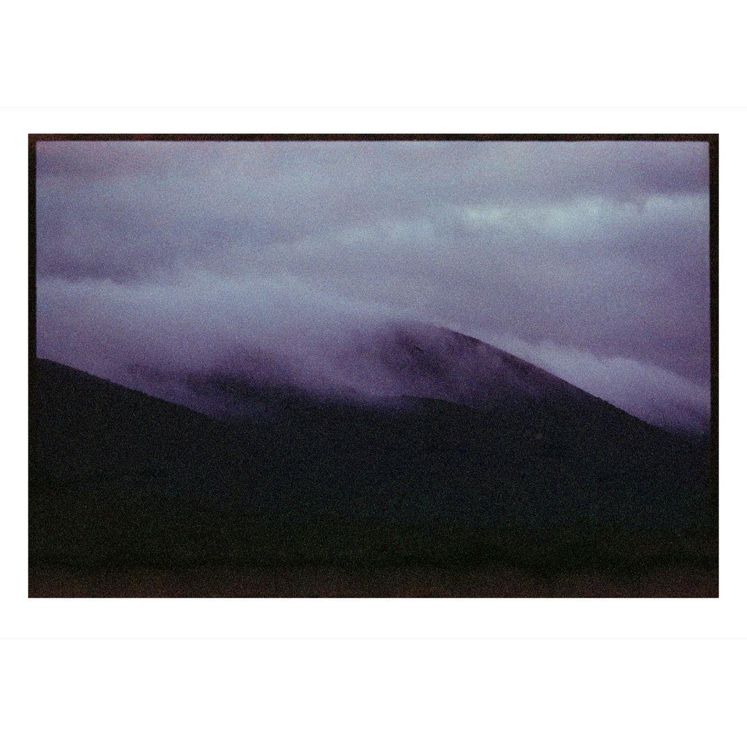Grampians Mountain Cloud #6 by Damian Seagar