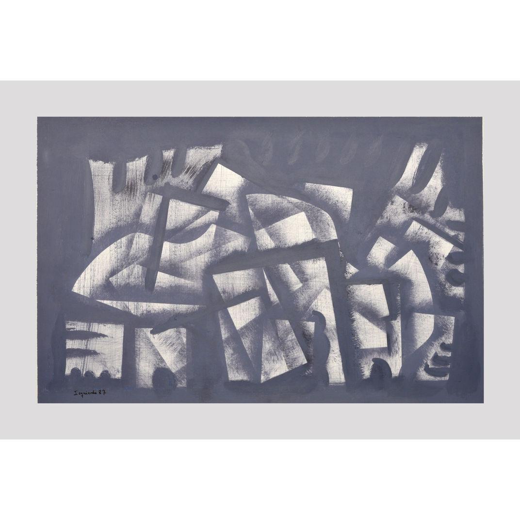Abstraction 306 by Manuel Izquierdo