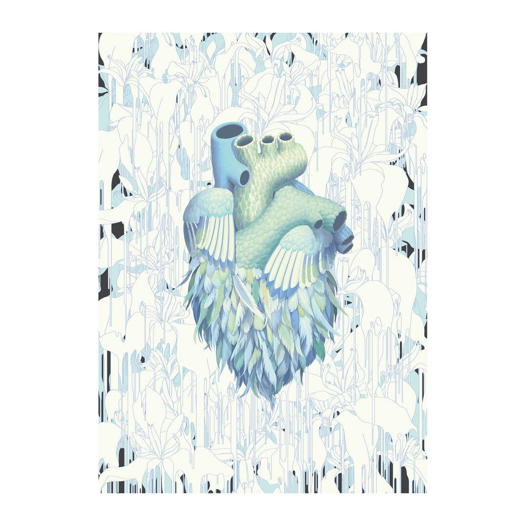 blue bird by So Pilu