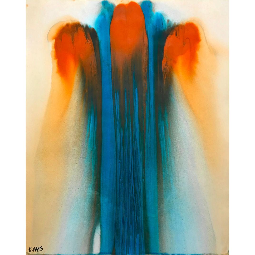 Color Field Painting 2689.051414 by Kris Haas