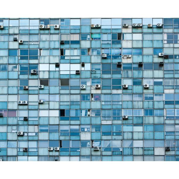 Home, Montevideo, Uruguay by Ashok Sinha