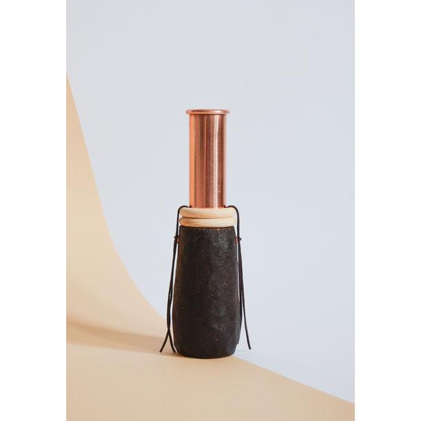 PineResin Vase by Sarmite Polakova