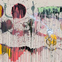 Untitled Nº92 by Sumit Mehndiratta