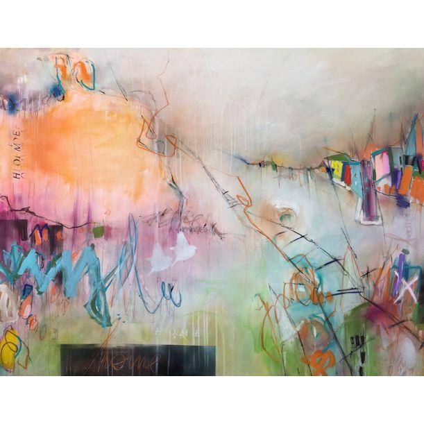 homesick III by Bea Garding Schubert