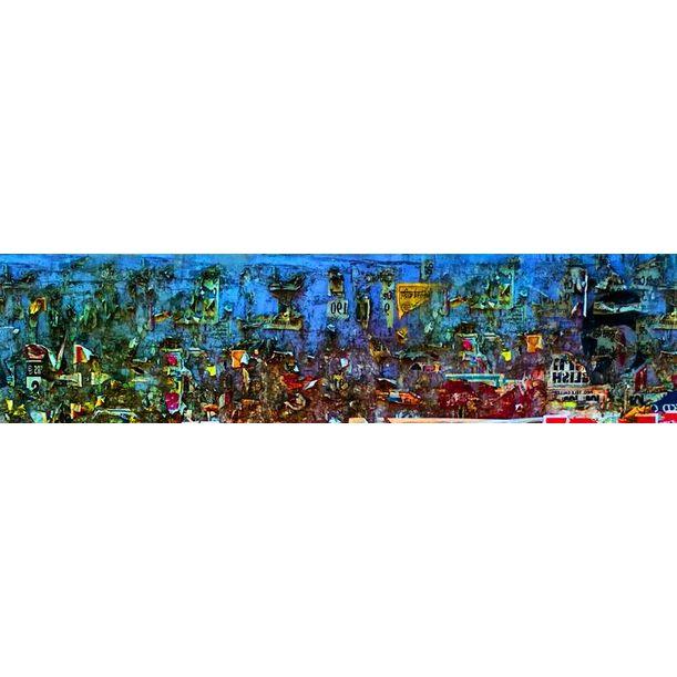 Abstract Vision III by Abhishek Kumar