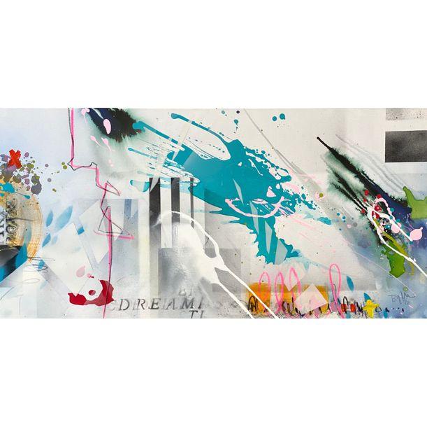 Dream bigger V by Bea Garding Schubert