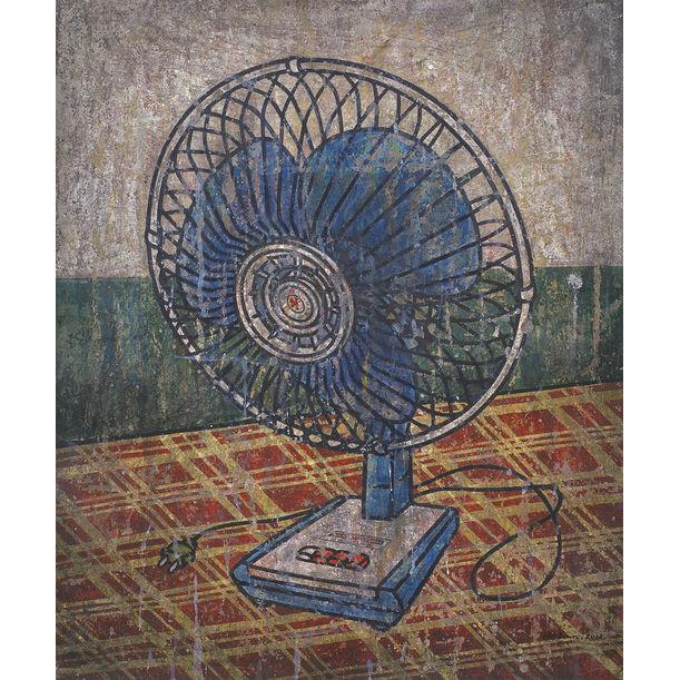 Fan by He Jian