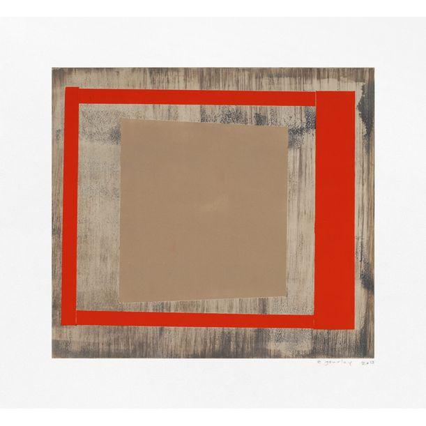 Oak red ash by Elizabeth Gourlay