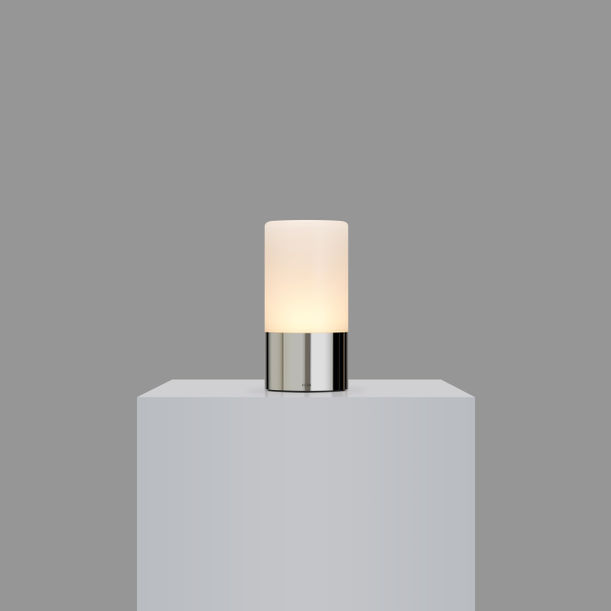 Voltra Totem - Frosted - Polished Chrome by Voltra